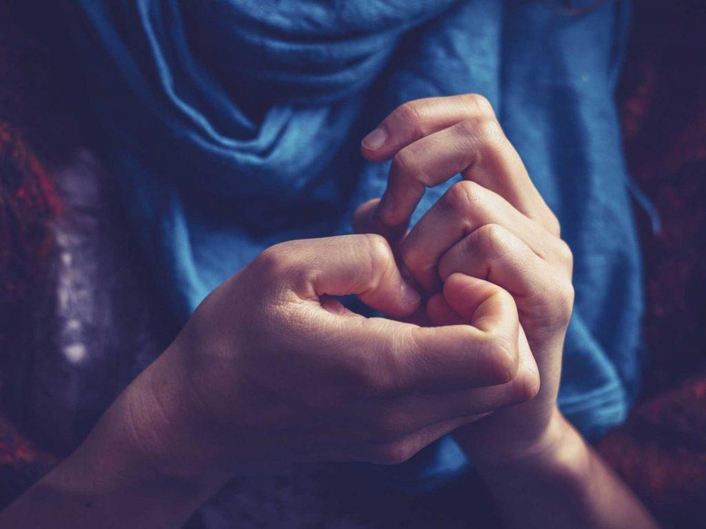 L'anxiété constante est un signe de dépression nerveuse.