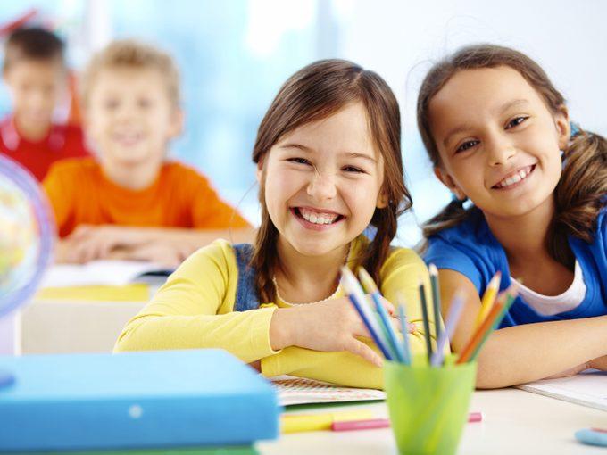 Aider les enfants anxieux face à l'école