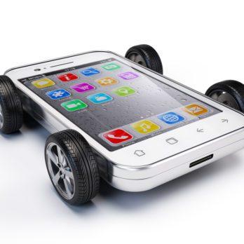 Top 5 des applications pour les voitures de luxe