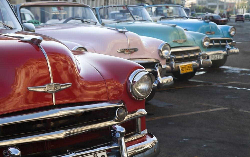 Meilleures applications pour amateurs de voitures de collection : CHROME