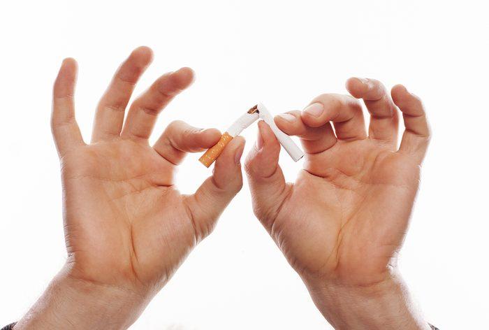 Cesser de fumer pour apprendre mieux