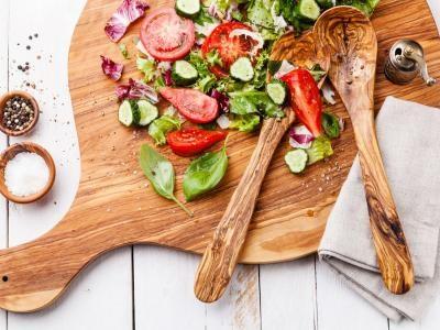 Les astuces pour des salades minceur