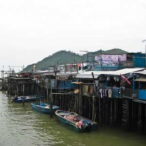 7. Tai O, la cité lacustre