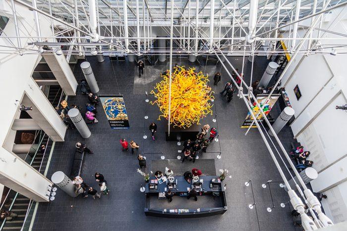 10. Une attraction touristique à Montréal: Le Musée des beaux-arts