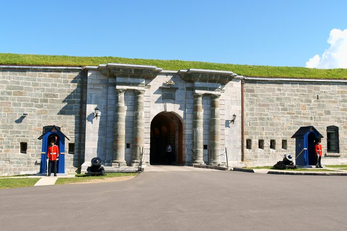 2. Une attraction incontournable à Québec: La Citadelle
