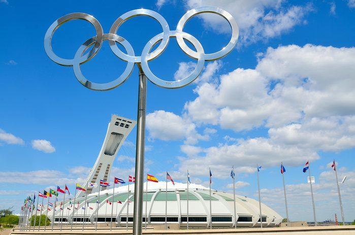 1. Une attraction incontournable à Montréal: Le Parc Olympique