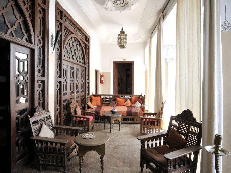 Un hébergement de luxe économique à Marrakech