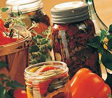Aubergines en conserve dans l 39 huile for Aubergines en conserve maison