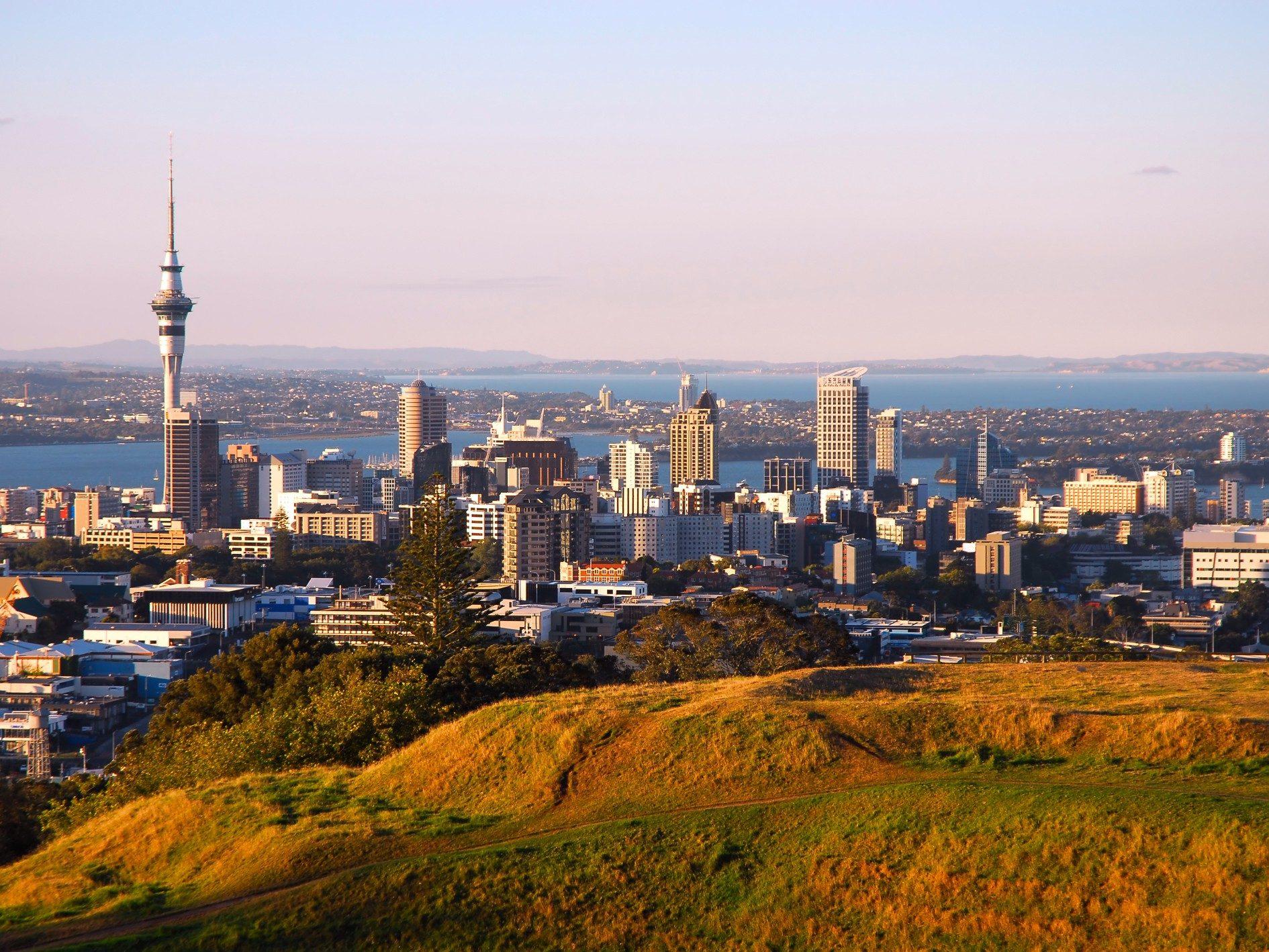 Auckland, Nouvelle-Zélande