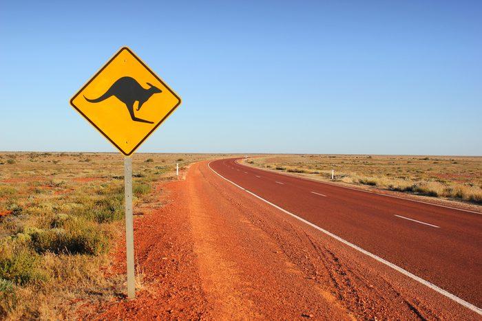 Australie.