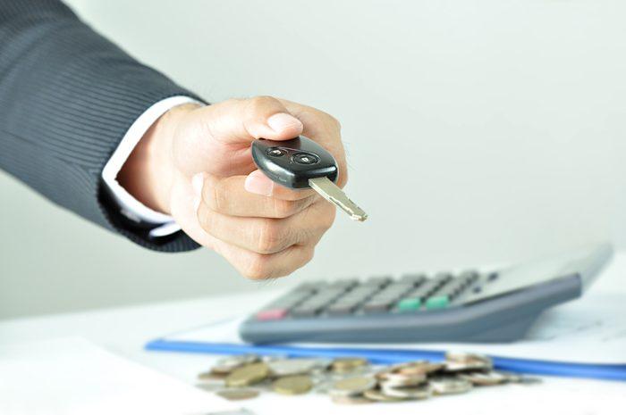 Inconvénient #8 : Les primes d'assurance d'une auto neuve sont élevées
