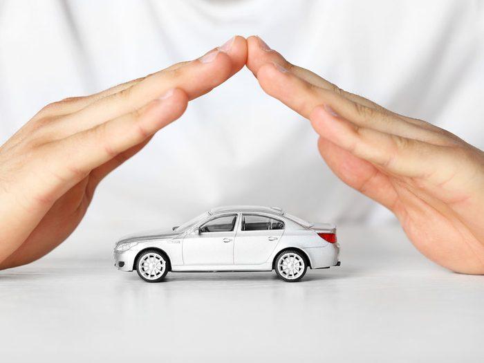 Avantage #4 : Une auto neuve est garantie