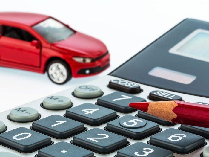 Avantage #8 : Une voiture neuve est économique
