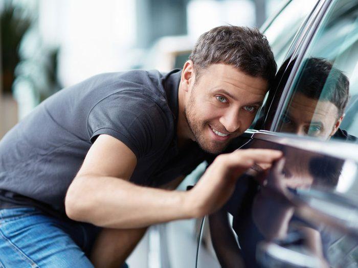 Avantage #5 : Une voiture neuve est à la fine pointe de la technologie