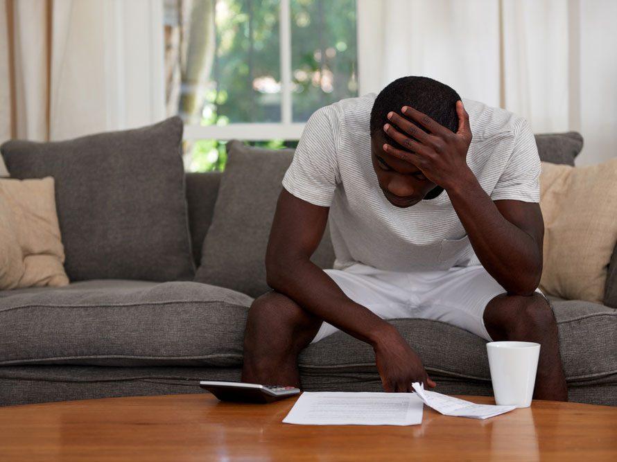 Inconvénient #7 : Vous risquez de ne plus pouvoir contracter de prêt
