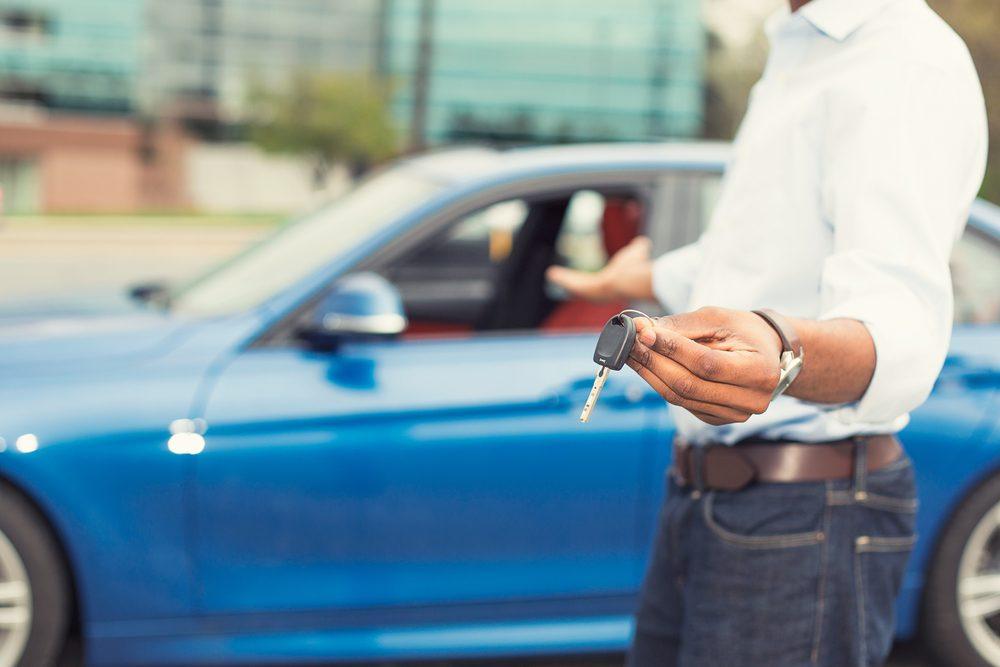 Avantage #2 : Un véhicule neuf recherché pourra être revendu à bon prix