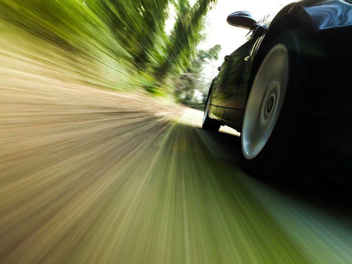 Avantage #6 : Une voiture neuve apporte la sécurité