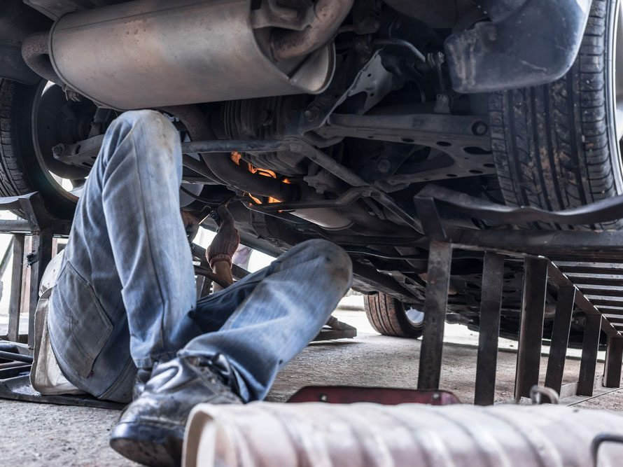 Automobile : confiez les réparations à un professionnel.