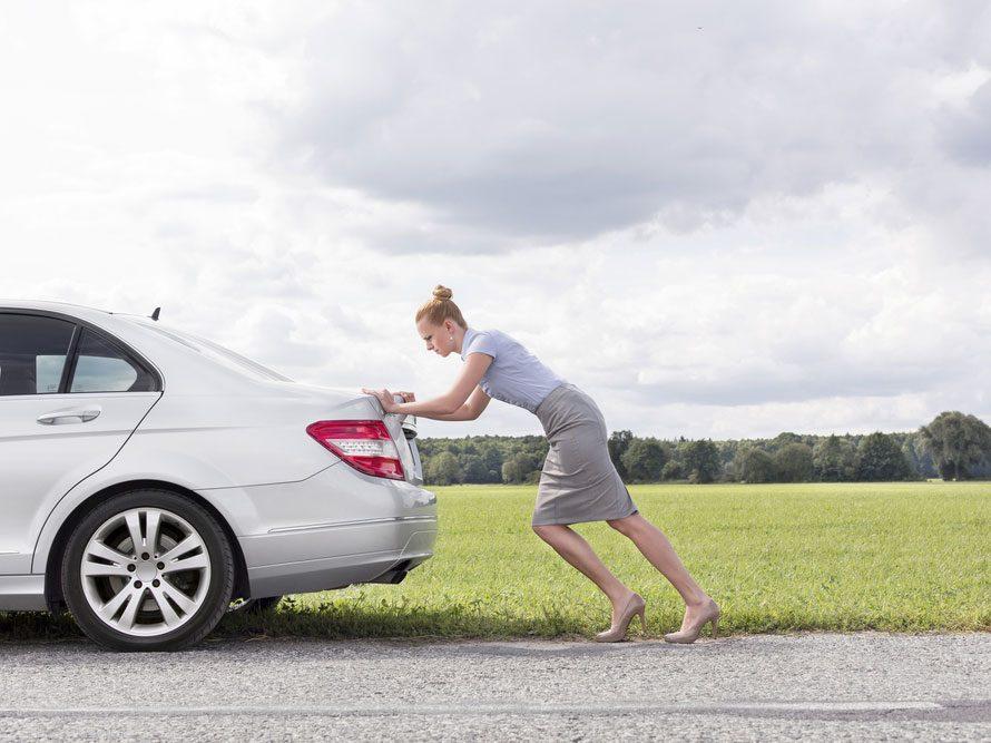Inconvénient #8 : Une voiture usagée se rapproche de sa fin de vie utile