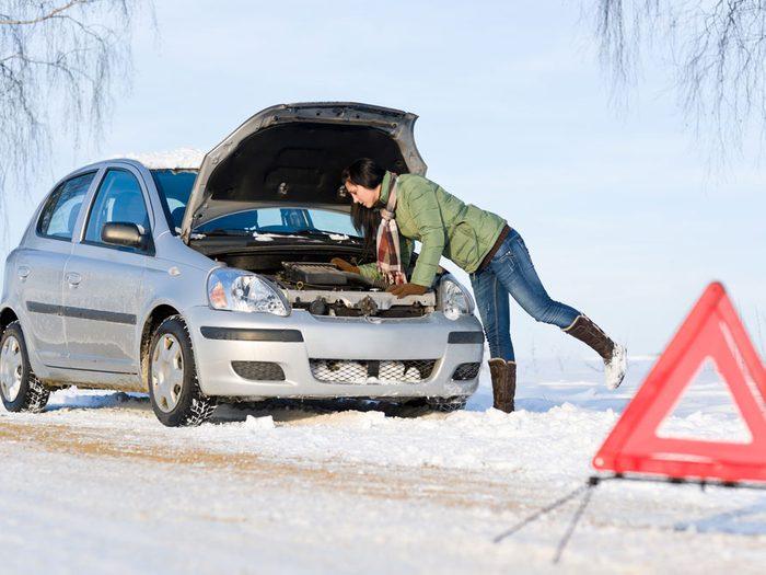 Inconvénient #1 : Les autos usagées ne sont pas garanties