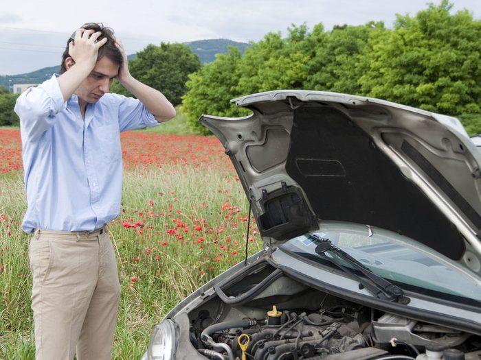 Inconvénient #4 : Les autos usagées peuvent présenter des vices cachés