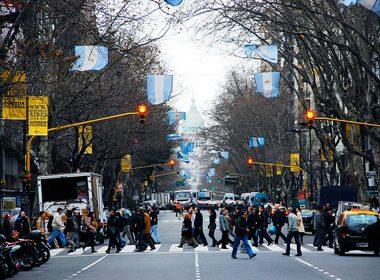 Avenida de Mayo (Avenue de Mai)