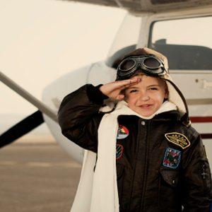 8 conseils pour prendre l'avion avec des enfants