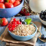 5 déjeuners sans lactose à moins de 300 calories