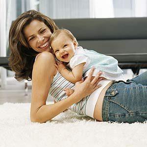4. Laver les vêtements de bébés