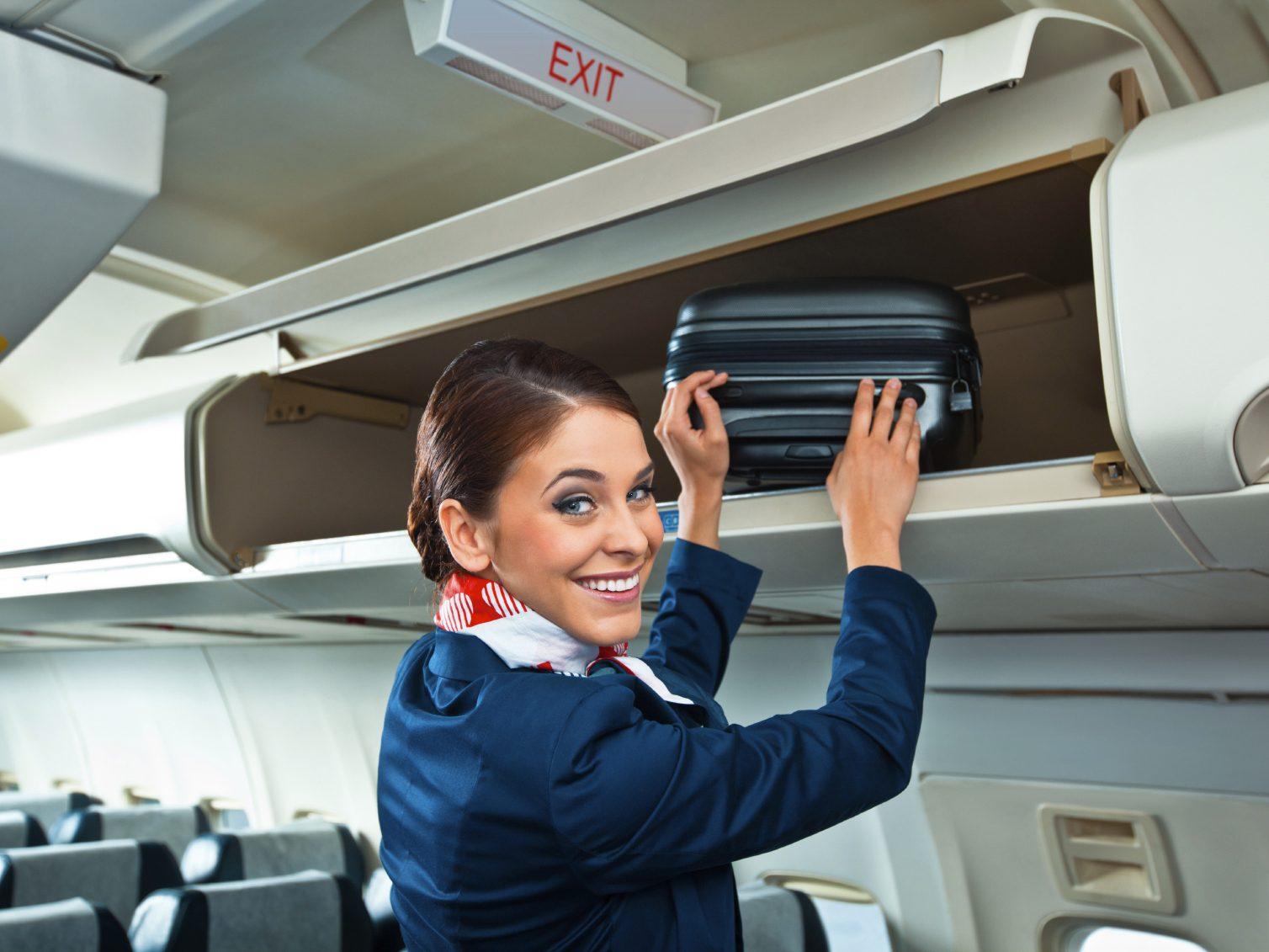 5. La monopolisation des compartiments à bagage