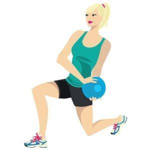 Exercices avec le ballon: Le Ballon Médicinal