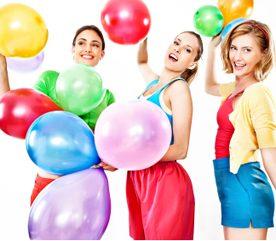 5 trucs à faire avec des ballons