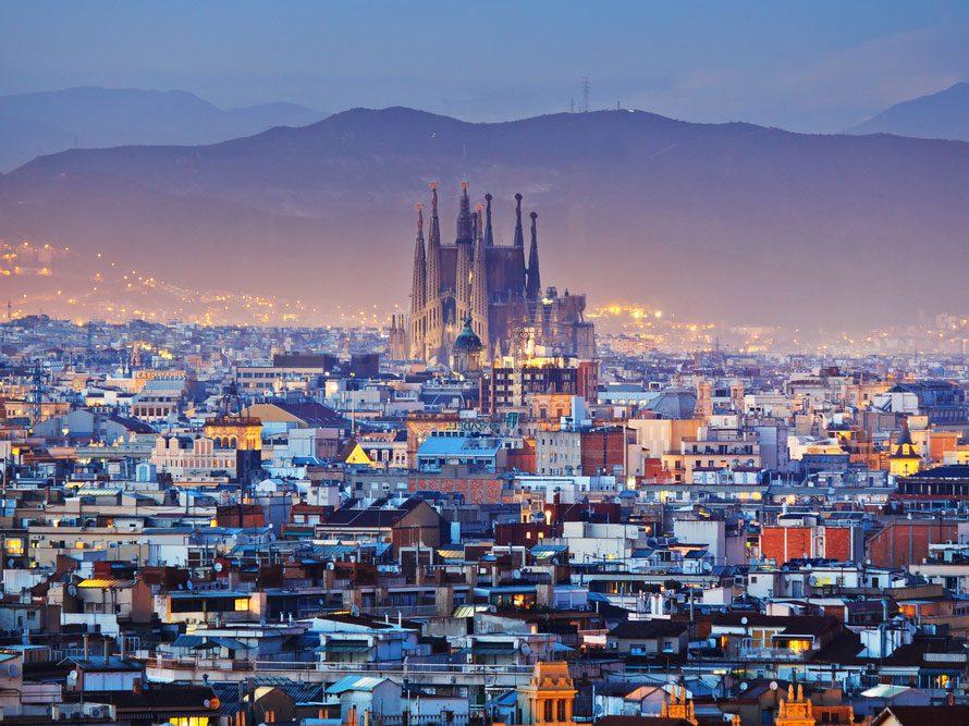 3. Barcelone, Espagne : capitale du pickpocket