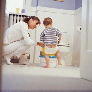 2. Laisser la toilette en désordre
