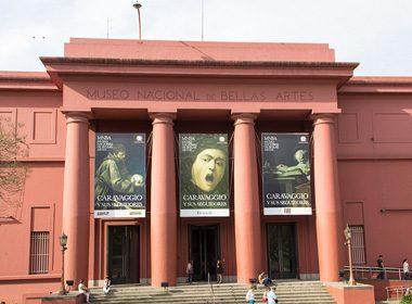 Museo Nacional de Bellas Artes (Musée national des Beaux-Arts)