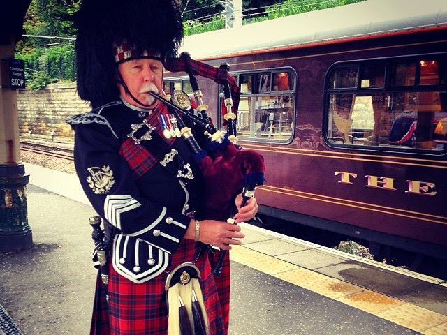 1. The Royal Scotsman