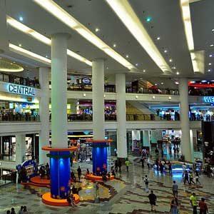 8. Le Berjaya Times Square, Kuala Lumpur, Malaisie