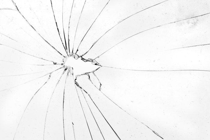 Utiliser l'ail pour réparer une fissure dans du verre