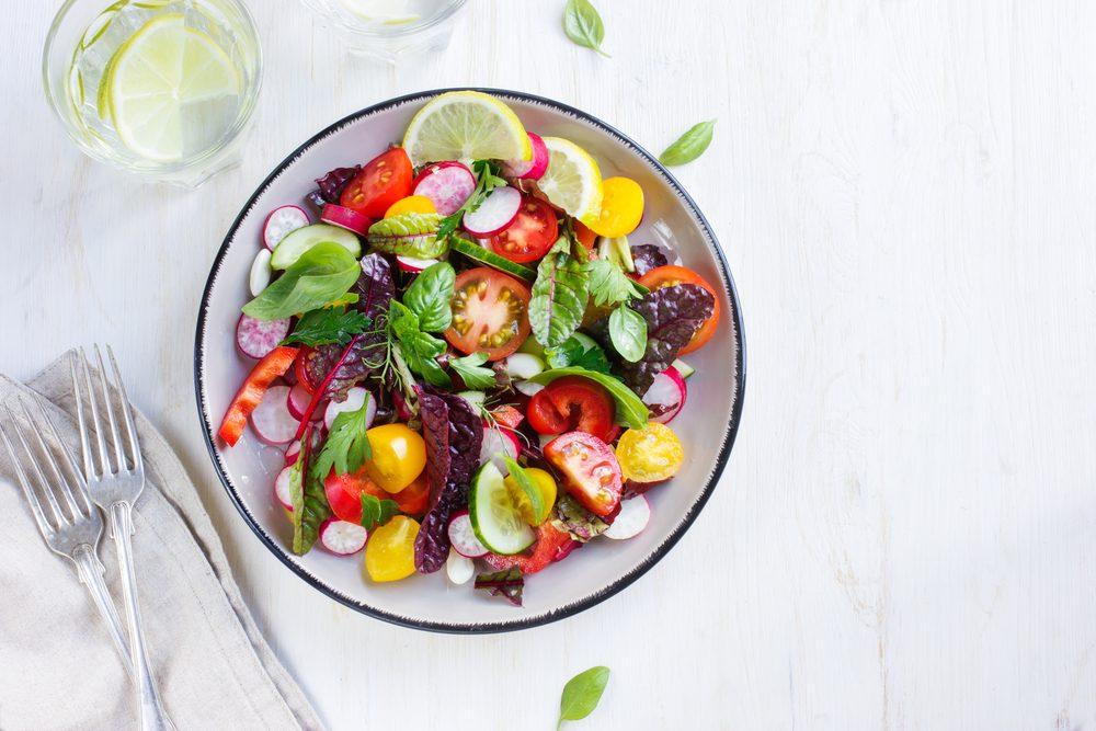 Les bienfaits d'une alimentation santé
