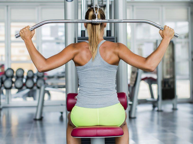 Les bienfaits de l'exercicegrâce à la musculation