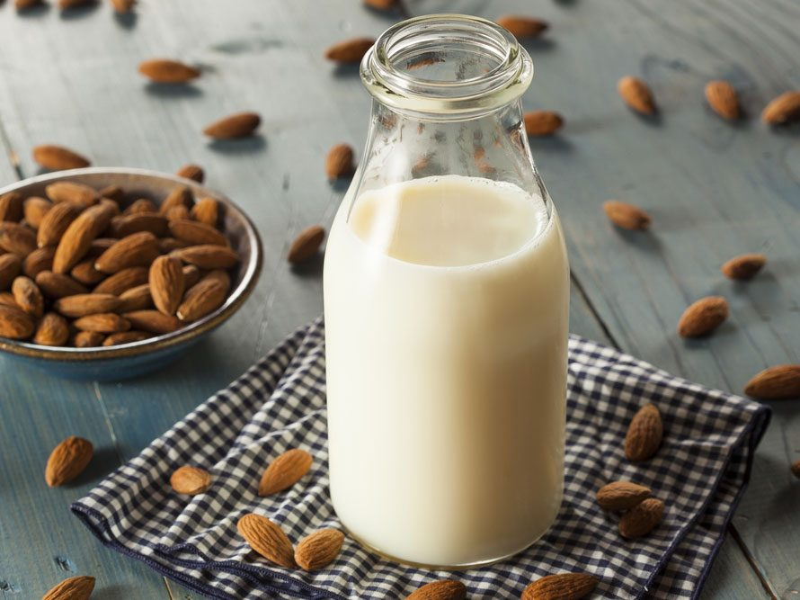 Les bienfaits santé de laits de noix pour votre santé