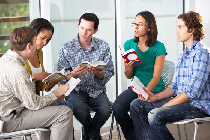 Un club de lecture humanisant