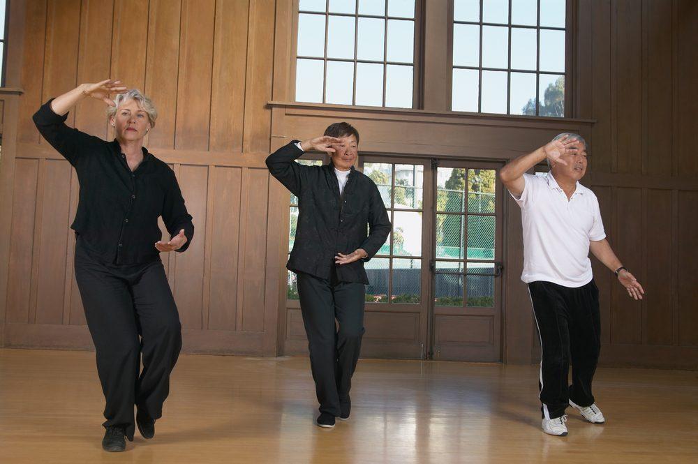 En quoi les mouvements tai-chi sont-ils bénéfiques pour votre santé?