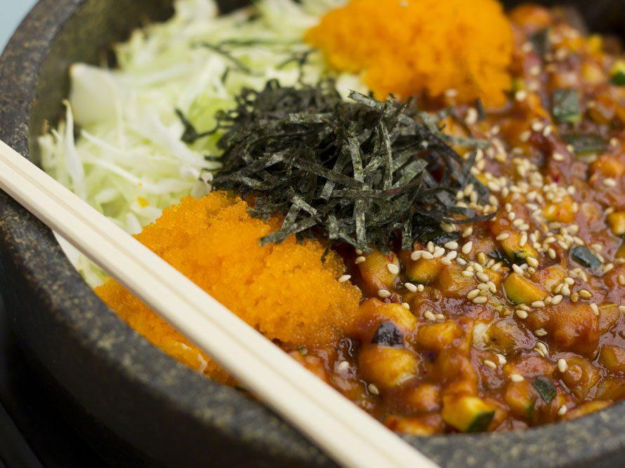 Le kimchi : un aliment épicé et fermenté