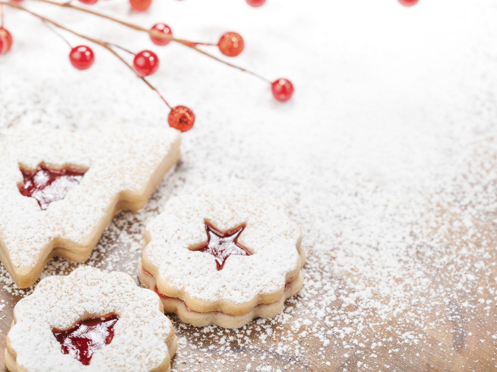 Biscuits au beurre d'arachide et à la gelée