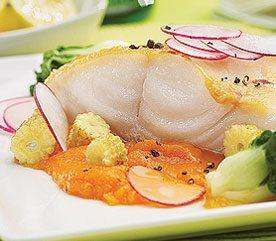 4. Privilégiez le poisson, le poulet et les haricots pour les sources de protéines