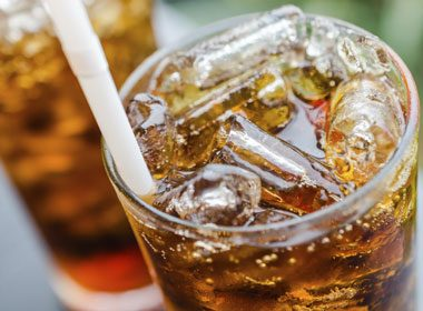 Débarrassez-vous des boissons déshydratantes