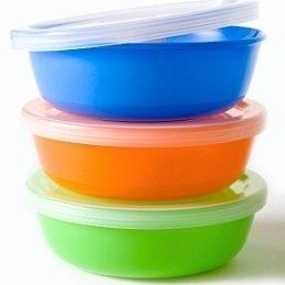 1. Désodoriser un récipient en plastique