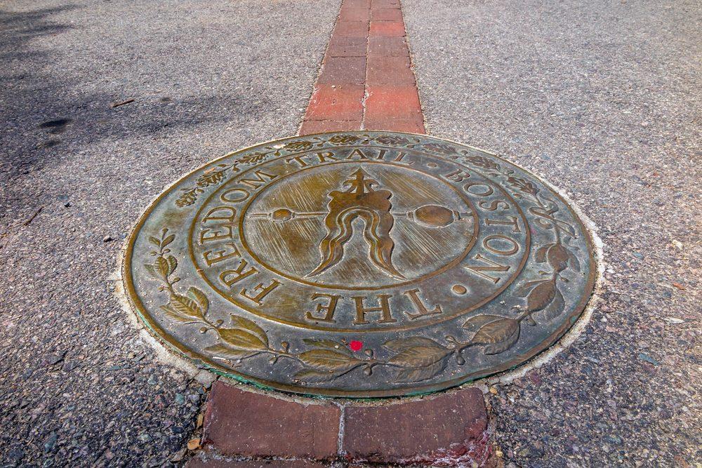 Une activité familiale à Boston: la Freedom Trail