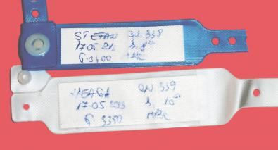 Les tests d'ADN révélèrent une incroyable méprise